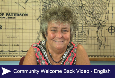 Community Welcome Back Video