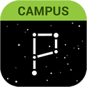 Campus Parent App Logo. Choose either the Google Play or Apple App Store logos below to get the app!