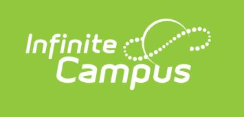 Infinite Campus Logo. Click here to go to